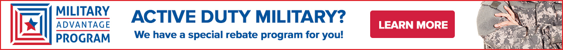 Learn more about our Military Advantage Program