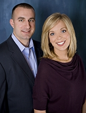 Laura and Matt Tennant